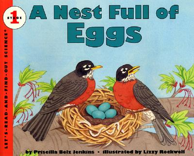 A-Nest-Full-of-Eggs-Jenkins-Priscilla-9780064451277